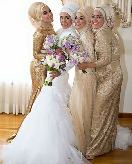 Me man khan trum dau Hijab tuyet dep cua co dau Hoi giao - Anh 14