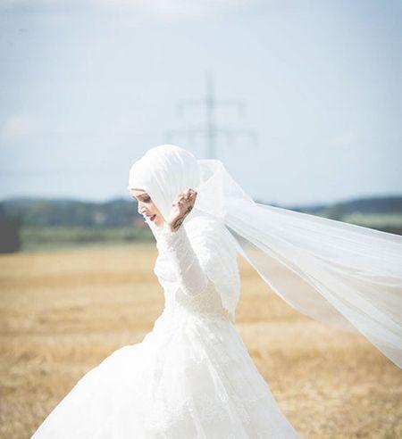 Me man khan trum dau Hijab tuyet dep cua co dau Hoi giao - Anh 15
