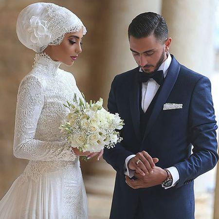 Me man khan trum dau Hijab tuyet dep cua co dau Hoi giao - Anh 2
