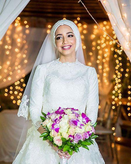 Me man khan trum dau Hijab tuyet dep cua co dau Hoi giao - Anh 6
