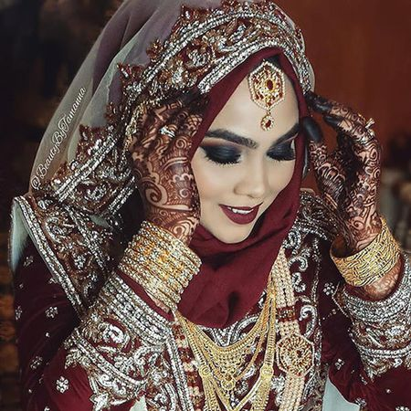 Me man khan trum dau Hijab tuyet dep cua co dau Hoi giao - Anh 7