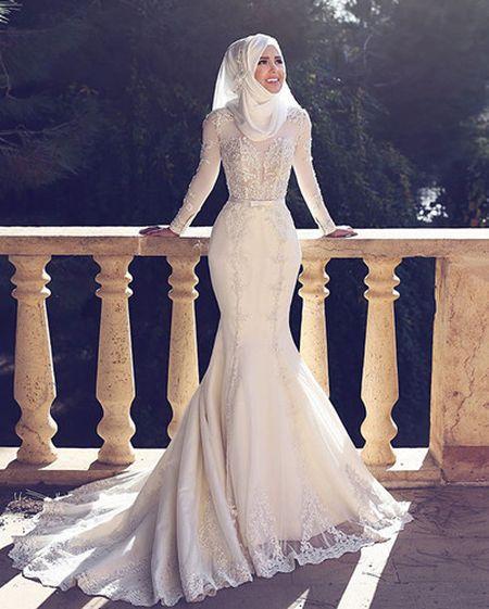 Me man khan trum dau Hijab tuyet dep cua co dau Hoi giao - Anh 8