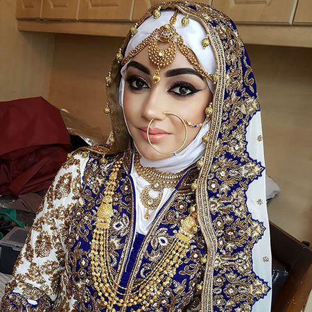 Me man khan trum dau Hijab tuyet dep cua co dau Hoi giao - Anh 9
