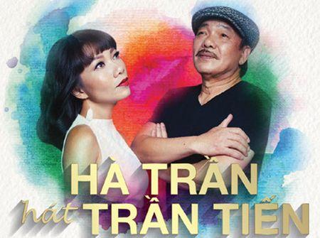Ha Tran tro ve hat nhac Tran Tien trong 'bi mat chua the noi' - Anh 1