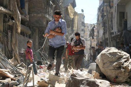 Ngay dau tien cua lenh ngung ban Syria: Binh yen tro lai - Anh 1
