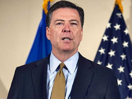 Dieu tra ba Clinton sat bau cu, Giam doc FBI lam quyen? - Anh 1