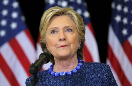 100 ngay dau tien cua 'Tong thong Hillary Clinton' se the nao? - Anh 1