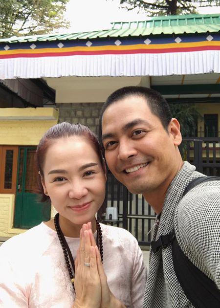 MC Phan Anh bat ngo hoi ngo Thu Minh o An Do - Anh 3