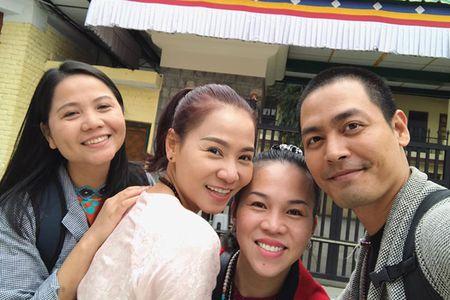 MC Phan Anh bat ngo hoi ngo Thu Minh o An Do - Anh 4