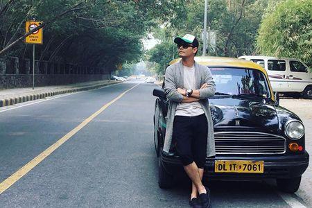 MC Phan Anh bat ngo hoi ngo Thu Minh o An Do - Anh 9