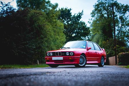 'Xe co' BMW M3 Sport Evolution thet gia 3,11 ty - Anh 7