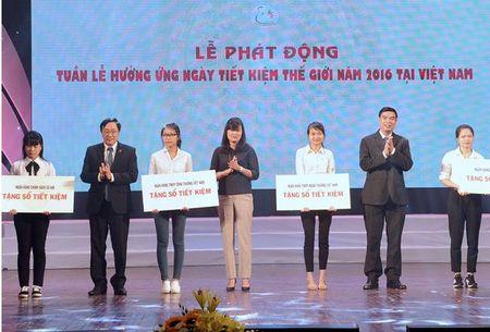 VietinBank huong ung Ngay Tiet kiem The gioi nam 2016 tai Viet Nam - Anh 1