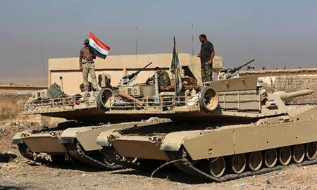 Iraq siet chat vong vay phien quan IS o Mosul - Anh 1