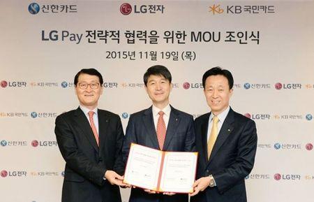 LG G6 se duoc tich hop san LG Pay? - Anh 1