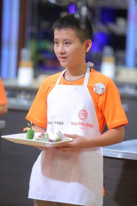 Gia Huy, Minh Hoang nuc no chia tay 'Vua dau bep nhi 2016' - Anh 9