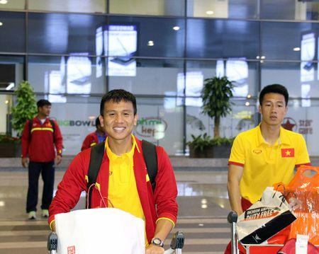 Tuyen Viet Nam: Co hoi du AFF Cup 2016 cua Dinh Hoang rat thap - Anh 1