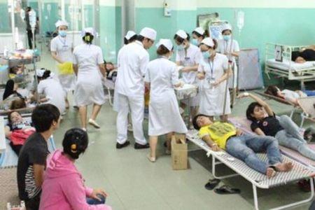Dieu tra, xu ly ngo doc thuc pham tren dia ban TP. Ho Chi Minh - Anh 1