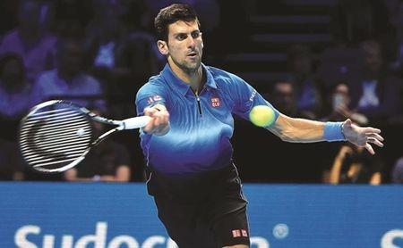 Novak Djokovic: 'Doc co' da biet bai - Anh 1