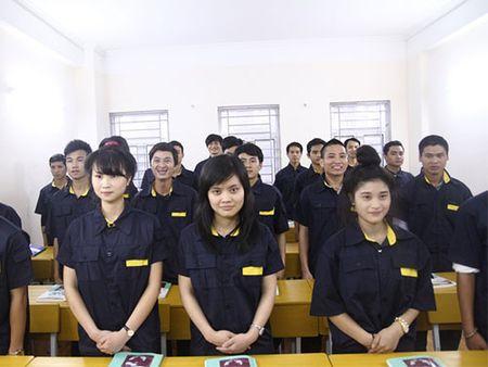 Chua duoc cap phep dua lao dong sang Nhat Ban - Anh 1