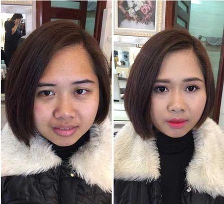 Suc manh cua make up khang dinh:Tren doi khong bao gio co gai xau! - Anh 10