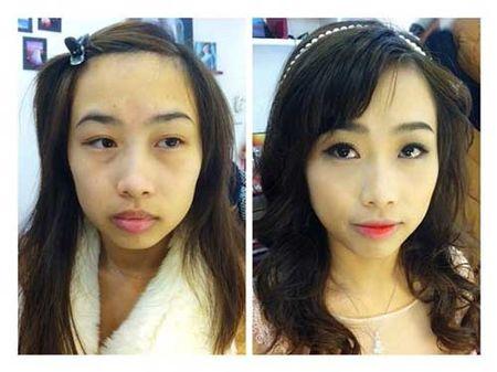Suc manh cua make up khang dinh:Tren doi khong bao gio co gai xau! - Anh 11