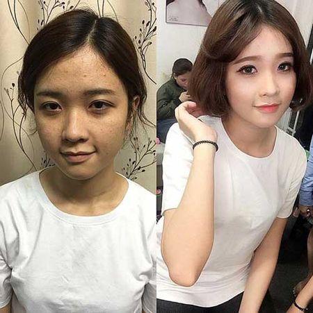 Suc manh cua make up khang dinh:Tren doi khong bao gio co gai xau! - Anh 3