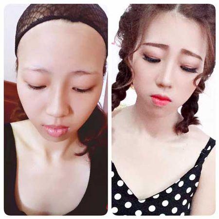 Suc manh cua make up khang dinh:Tren doi khong bao gio co gai xau! - Anh 7