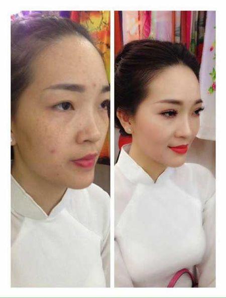 Suc manh cua make up khang dinh:Tren doi khong bao gio co gai xau! - Anh 9