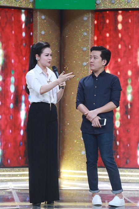 Ca si giau mat: Truong Giang xau ho vi bi nu thi sinh 18 tuoi goi bang chu - Anh 6