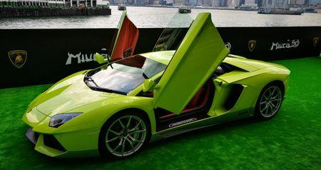 Lamborghini Aventador Miura Homage den Hong Kong, gia 1,03 trieu USD - Anh 1