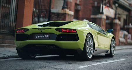 Lamborghini Aventador Miura Homage den Hong Kong, gia 1,03 trieu USD - Anh 6