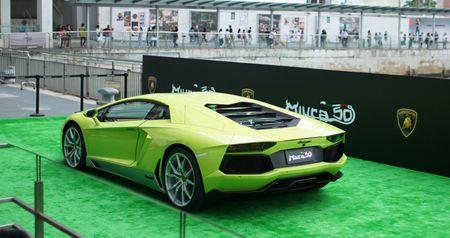 Lamborghini Aventador Miura Homage den Hong Kong, gia 1,03 trieu USD - Anh 7