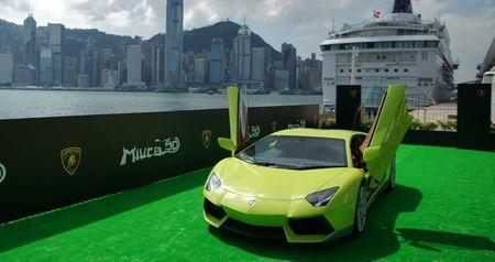 Lamborghini Aventador Miura Homage den Hong Kong, gia 1,03 trieu USD - Anh 8
