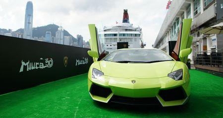 Lamborghini Aventador Miura Homage den Hong Kong, gia 1,03 trieu USD - Anh 9