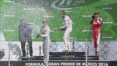 F1 – Mexican GP: Con nuoc con tat - Anh 1