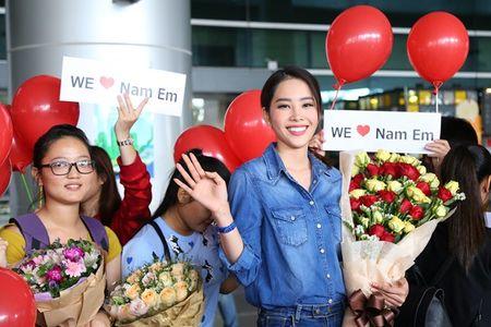 Nam Em vat va dua 11 vali hanh ly ve Viet Nam sau Miss Earth 2016 - Anh 6