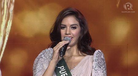 Hoa hau Philippines tra vuong mien sau khi noi xau Miss Earth 2016 - Anh 1