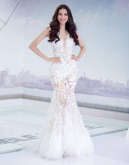Pham Huong, Ky Duyen long lay, sexy het co - Anh 9