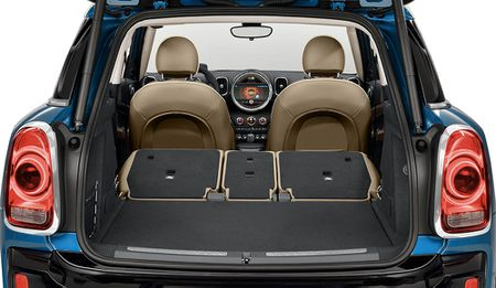 Ra mat crossover MINI Cooper Countryman 2017 the he moi - Anh 15