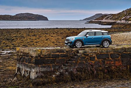 Ra mat crossover MINI Cooper Countryman 2017 the he moi - Anh 4
