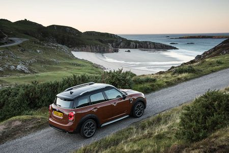 Ra mat crossover MINI Cooper Countryman 2017 the he moi - Anh 7