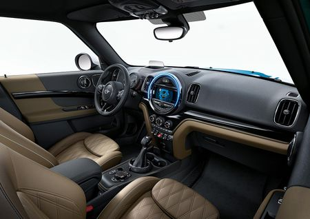Ra mat crossover MINI Cooper Countryman 2017 the he moi - Anh 9
