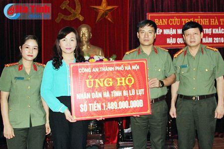 Bo Xay dung ho tro nguoi dan vung lu Ha Tinh 500 trieu dong - Anh 2