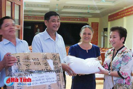 Bo Xay dung ho tro nguoi dan vung lu Ha Tinh 500 trieu dong - Anh 4