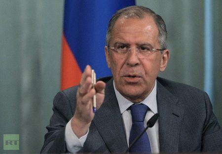 Lavrov: My cong khai si nhuc Nga - Anh 1