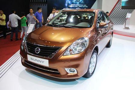 Nissan Sunny moi gia 498 trieu - doi dau Vios tai Viet Nam - Anh 1