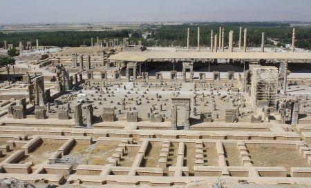 Persepolis, Iran: Thanh co Ba Tu - Anh 2