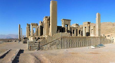 Persepolis, Iran: Thanh co Ba Tu - Anh 5