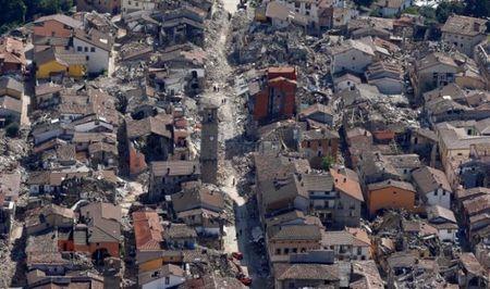 10 vu dong dat kinh hoang nhat Italy trong 100 nam qua - Anh 1