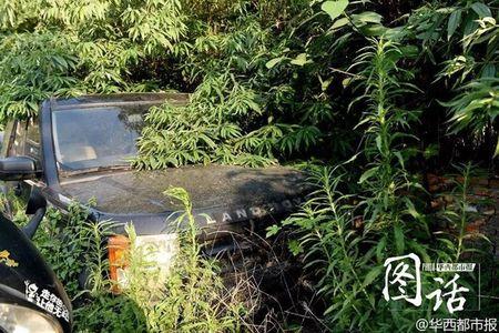 Lac vao nghia dia xe sang trieu do o Trung Quoc - Anh 5